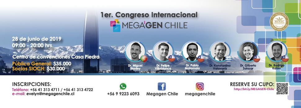 Megagen-Chile